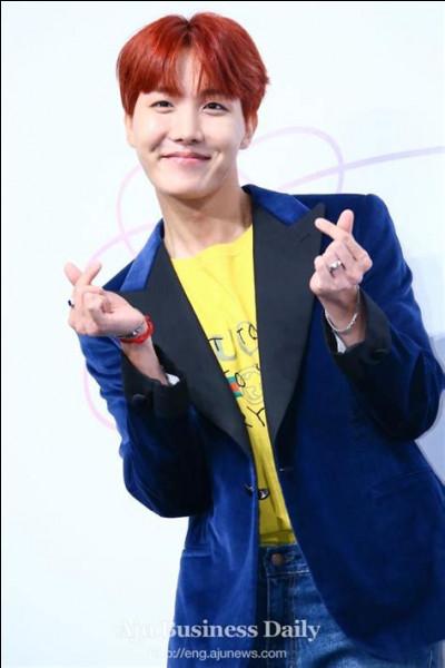 Quel est le surnom de Jung Ho-seok ?