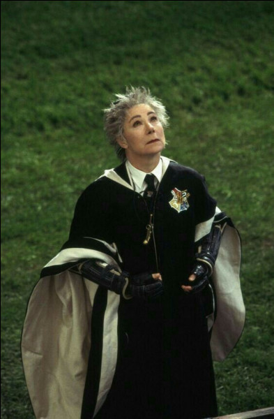 """Madame Bibine : """"Londubat redescendez !""""Neville : """"..."""""""