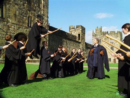 Cours de vol sur balai (Harry Potter)