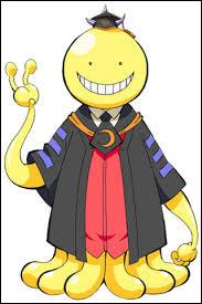 Combien d'humeurs Koro Sensei a-t-il ?