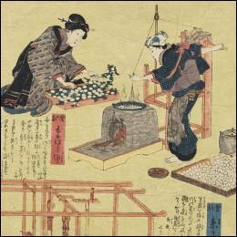 C'est en Chine qu'eurent lieu les premiers essais de sériciculture. À quelle époque?
