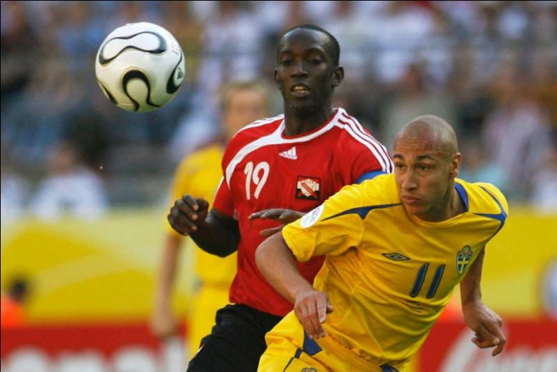 Quelle équipe caribéenne emmenée par sa star Dwight York, a participé à la Coupe du monde 2006 ?