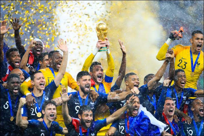 Coupe du monde de football : une fois et puis s'en va