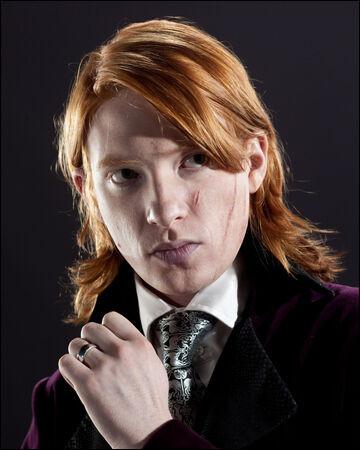 En quelle année Molly et Arthur Weasley ont-ils eu leur premier enfant ?