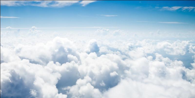 Savez-vous de combien de pourcentage de dioxygène l'air est-il composé ?
