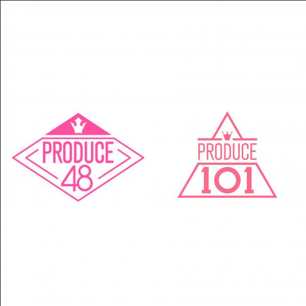 Qui a fait Produce 101 et Produce 48 ?