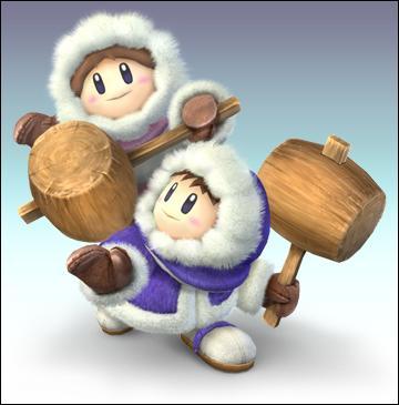 Qui sont ces deux esquimaux ?