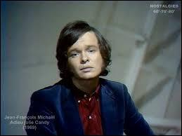 """1970 > Un chanteur à triple prénom disait """"Adieu"""" à une jolie machine à laver [de quelle marque ?], en mode """"essorage"""" (de cerveau) à 45 t/mn. C'était qui, déjà ? Et quel était son véritable métier ?"""