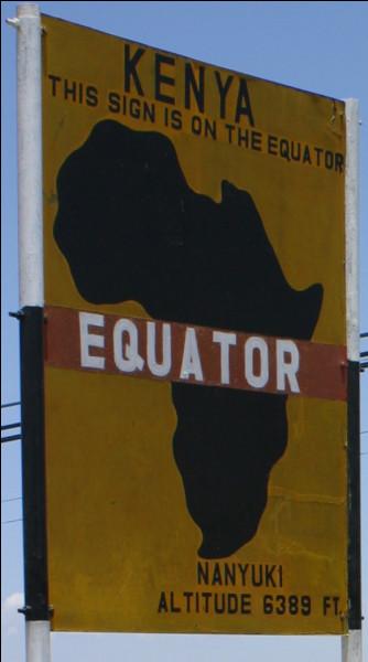 Combien de pays sont traversés par l'équateur ?