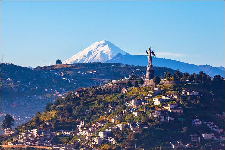 Dans quel continent, trouve-t-on un pays au nom d'Équateur ?