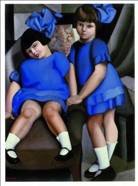 """Qui a peint """"Les Deux fillettes aux rubans"""" ?"""