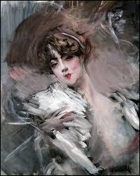 """Qui a représenté cette """"Jeune fille au ruban blanc"""" ?"""