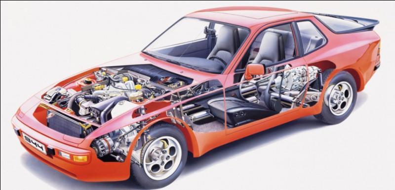 Combien y a-t-il eu de modèles de transaxle chez Porsche ?