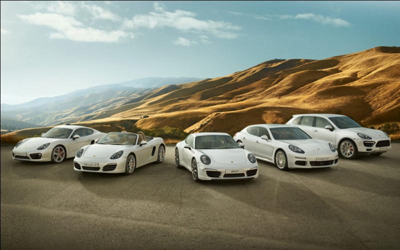 Combien de Porsche se sont vendues en 2019 ?