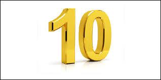 Quel est le 10e mois de l'année ?