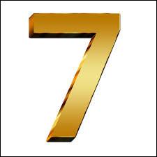 Quel est le 7e mois de l'année ?
