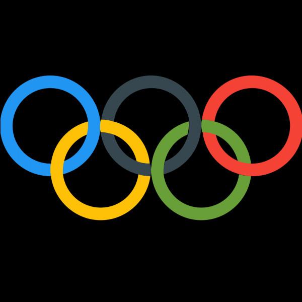 Que représentent les cinq anneaux olympiques ?