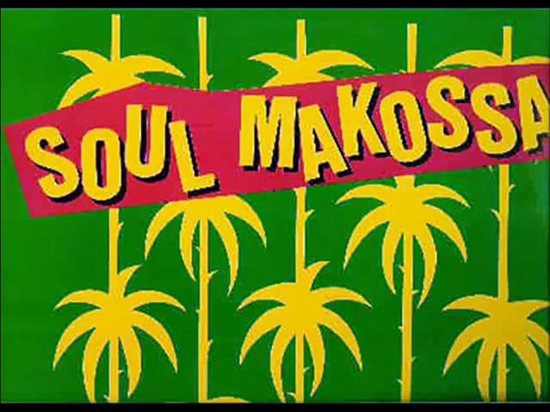 """En 1973, quel saxophoniste camerounais réalise le premier tube mondial africain avec le morceau """"Soul makossa"""" ?"""