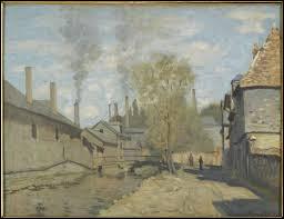 """Qui a peint """"Le Ruisseau de Roberc à Rouen"""" ?"""