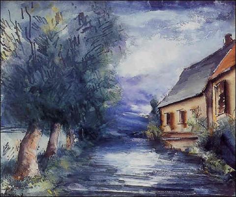 À chaque peintre son ruisseau (3)