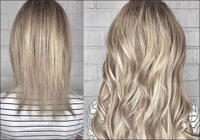 """Quel nom donne-t-on aux """"faux cheveux"""" qui permettent d'allonger de vrais cheveux ?"""