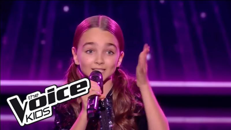 """A-t-elle gagné """"The Voice Kids"""" ?"""