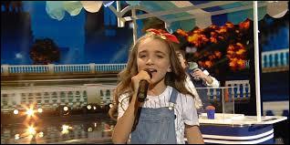 Comment s'intitule la chanson qu'Angelina a interprétée à l'Eurovision Junior pour représenter la France ?