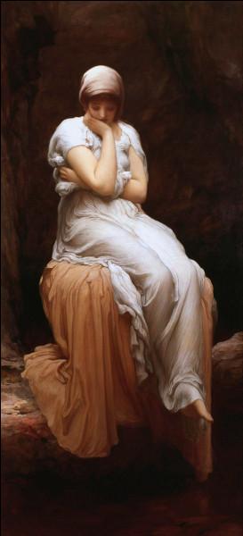"""Qui a peint """"La Solitude"""" ?"""