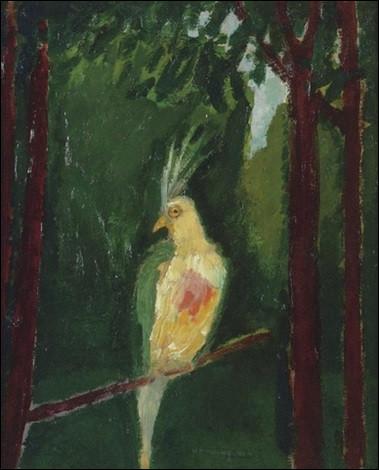 """À qui doit-on """"L'Oiseau solitaire"""" ?"""