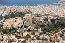 Quelle ville européenne berceau de la civilisation occidentale et de la démocratie, est la capitale de la Grèce ?