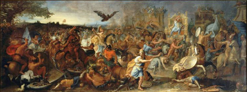 Lieu de naissance légendaire d'Europe et Didon, quelle ville fondée vers 2750 av. J.-C. est citée dans la Bible ?