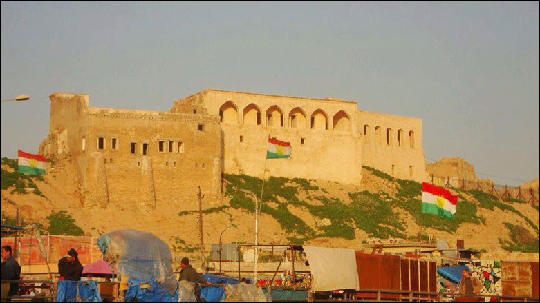 Siège de l'industrie pétrolière en Irak, quelle ville est avec sa citadelle de 5000 ans, l'une des plus vieilles d'Irak et du monde ?