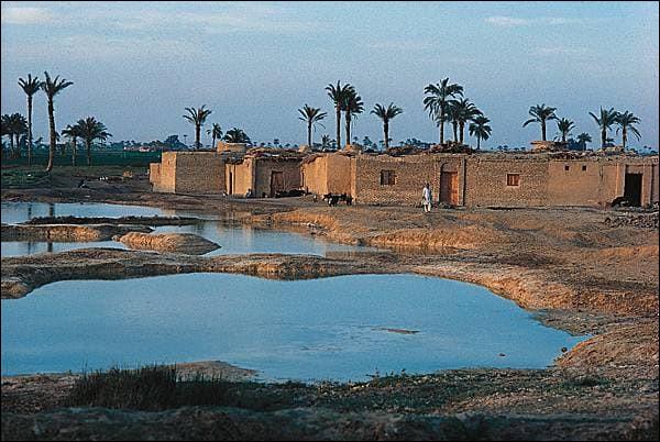 Jadis appelée par les Grecs anciens Crocodilopolis, quelle ville égyptienne est considérée comme l'une des plus anciennes du pays ?