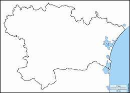 Quelles sont les préfectures et les sous-préfectures de l'Aude ?