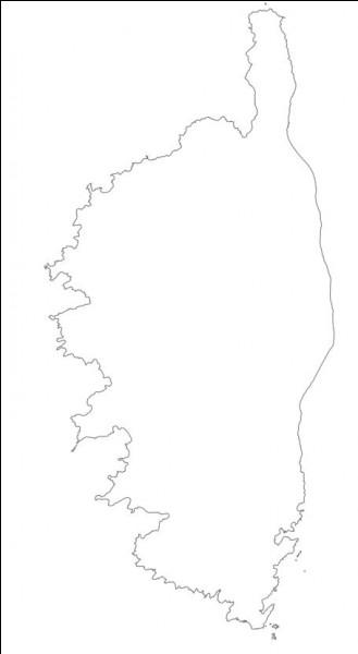 La Corse est un département.