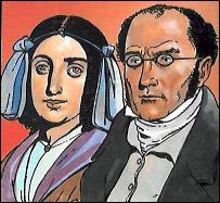 Quel amant de G. Sand était aussi son avocat de 1835 à 1837 ?
