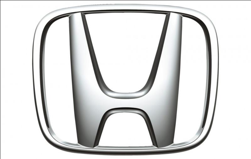 Quelle marque automobile possède ce logo ?