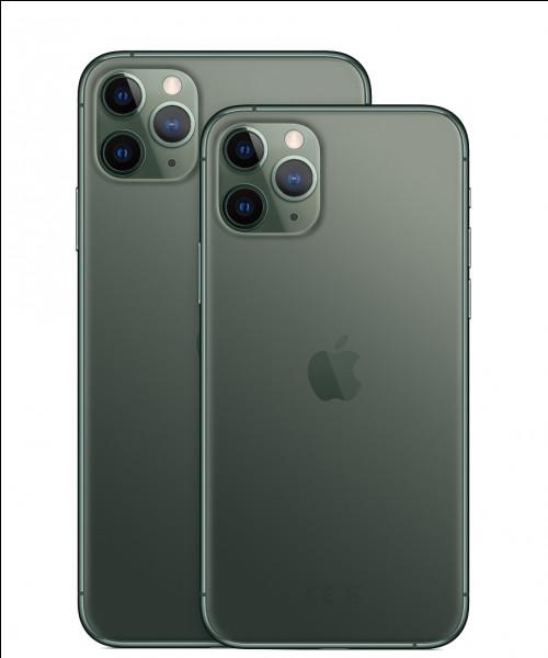 Combien coûte l'iPhone 11 Pro ?