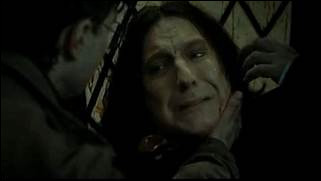 "Quand dit-il ""tu"" à Harry ?"
