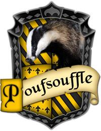 À combien de % es-tu Poufsouffle ?