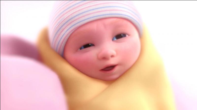 """Retrouvez le prénom de ce bébé du film d'animation """"Vice-Versa"""" ?"""