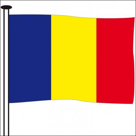 Dans quel pays se trouve ce drapeau ?