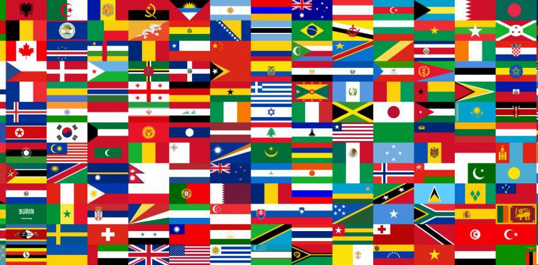 Quels sont ces drapeaux ?