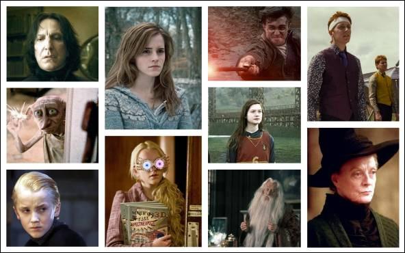 Quel est ton personnage préféré ?