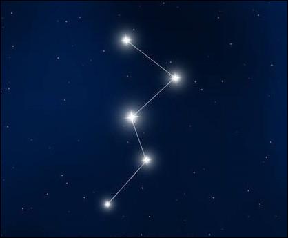 Quelle est cette constellation en forme de ''W'' ?