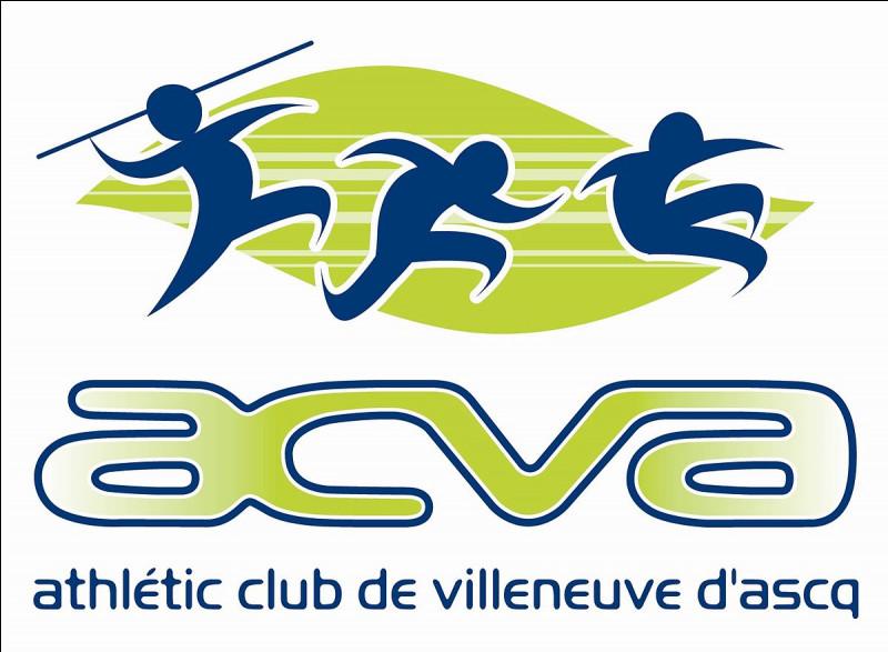 En quelle année le club de Villeneuve d'Ascq, l'ACVA a fêté ses 50 ans ?