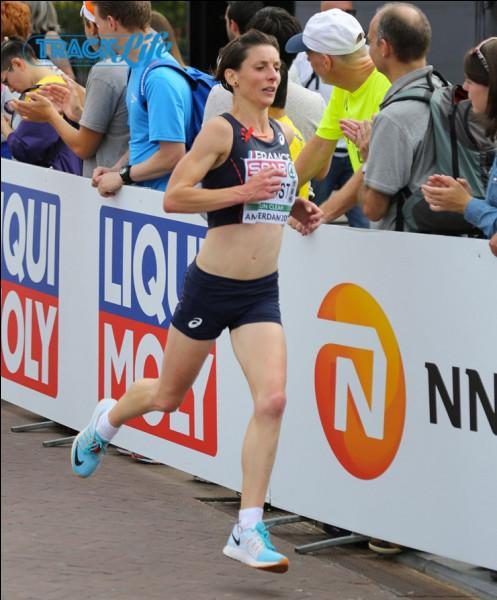"""Fanny Pruvost détient le record de la ligue HDF du 5km en 16'47"""". Quand et où a t-elle établi ce record ?"""