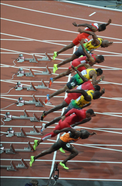 Qui détient le record de ligue HDF du 100m ?