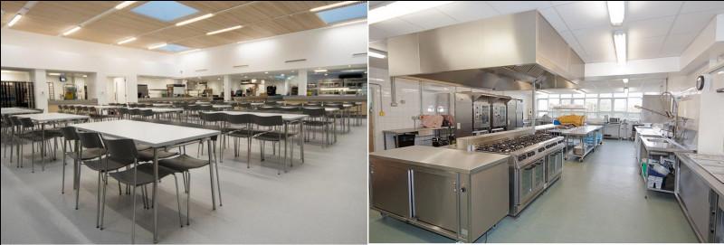 Les repas sont préparés et remis aux personnes qui en ont besoin ou si elles le souhaitent, déjeuner sur place. Pour cette raison, le centre à un(e)...