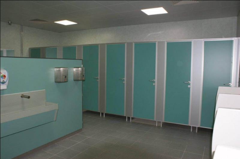 La structure a bien entendu son coin sanitaire. D'après vous, combien de toilettes sont disponibles ?